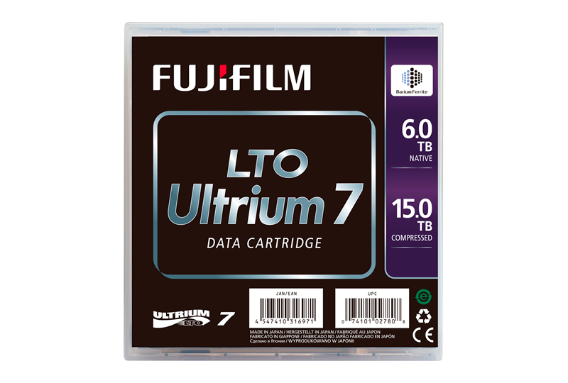 Who are Fujifilm in the world of data storage?