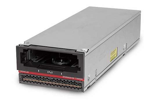 Oracle T10k tape drive